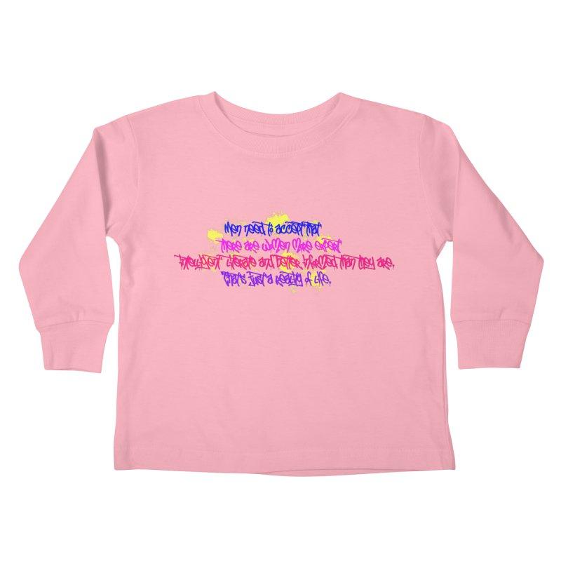 Women are Experts 2 Kids Toddler Longsleeve T-Shirt by originlbookgirl's Artist Shop