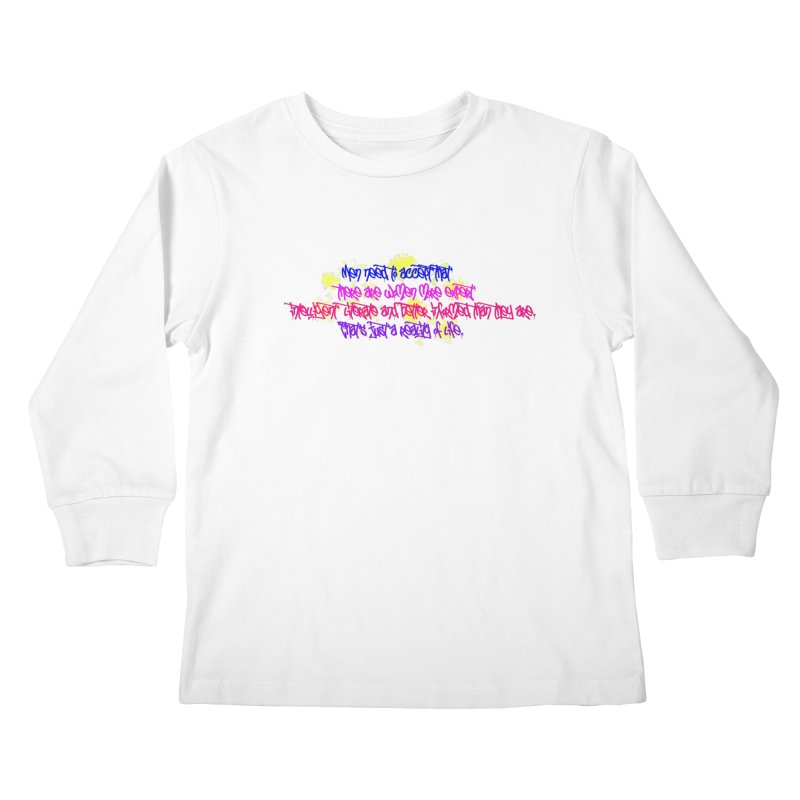 Women are Experts 2 Kids Longsleeve T-Shirt by originlbookgirl's Artist Shop
