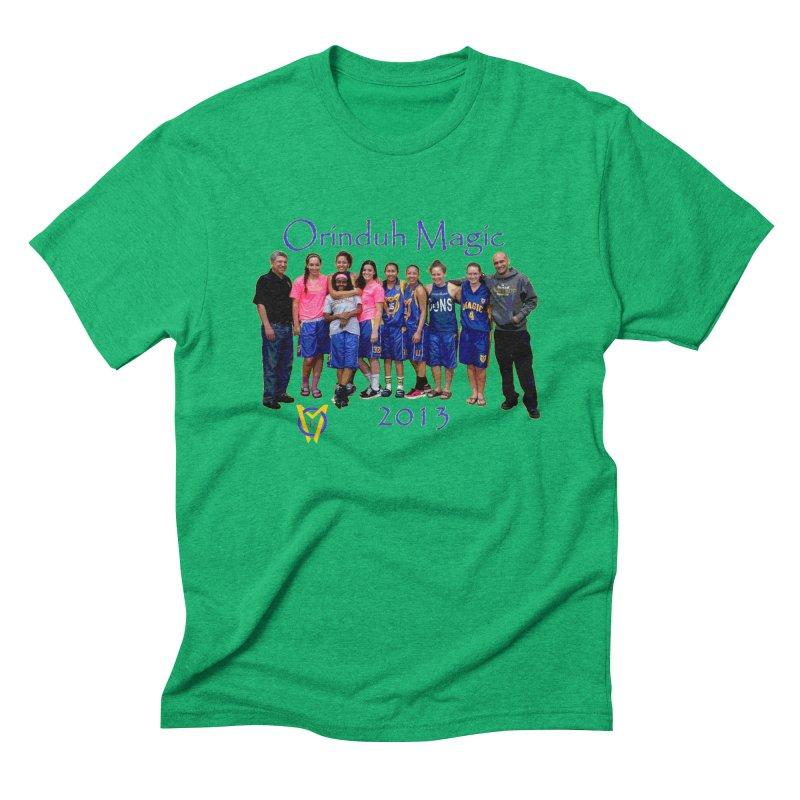 Orinduh 2013 Men's Triblend T-Shirt by Orinda Magic Spirit Gear
