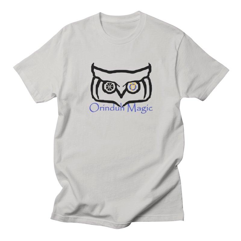 Orinduh Magic Men's Regular T-Shirt by Orinda Magic Spirit Gear