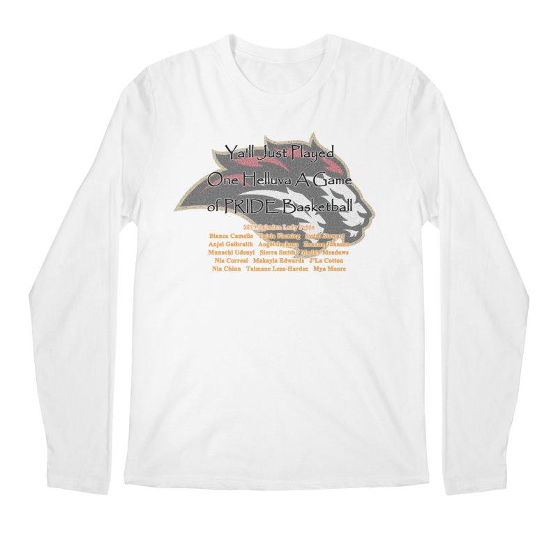 yall 8 Men's Regular Longsleeve T-Shirt by Orinda Magic Spirit Gear