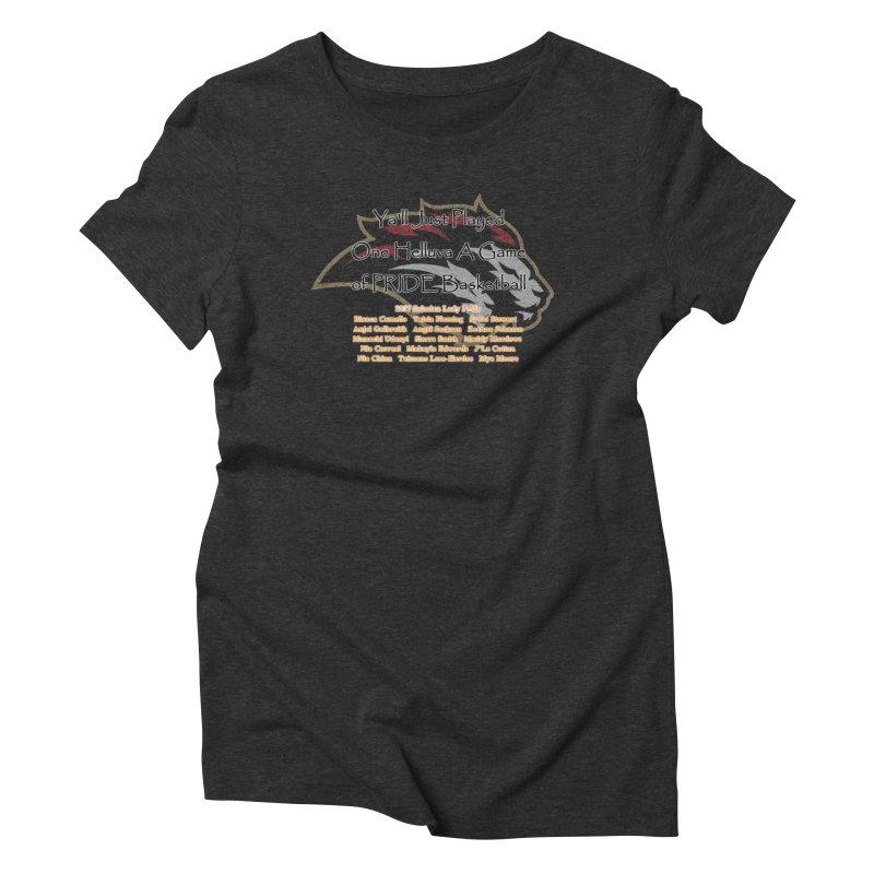 yall 8 Women's Triblend T-Shirt by Orinda Magic Spirit Gear