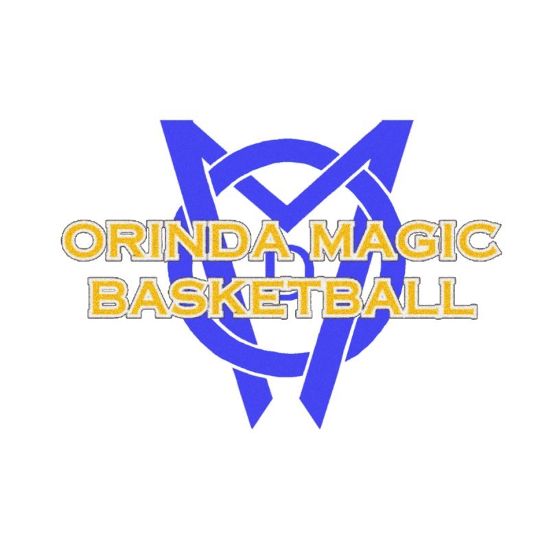 Orinda Magic Basketball by Orinda Magic Spirit Gear
