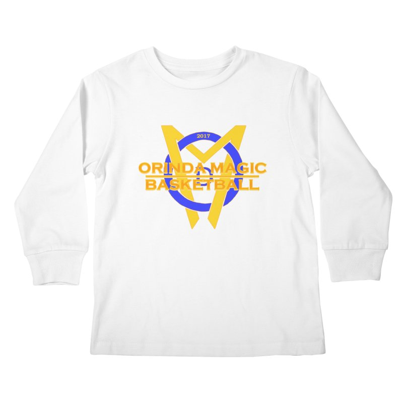 2017 OMB Kids Longsleeve T-Shirt by Orinda Magic Spirit Gear