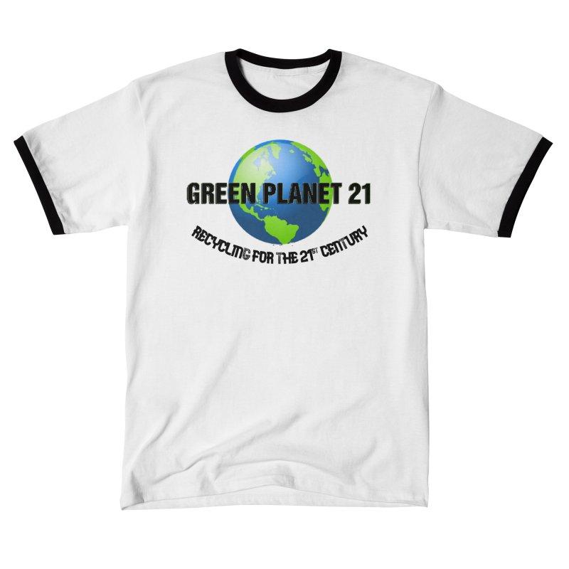 2021 Black Men's T-Shirt by Orinda Magic Spirit Gear