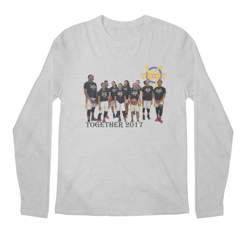 BLACK Together 2017 Men's Regular Longsleeve T-Shirt by Orinda Magic Spirit Gear