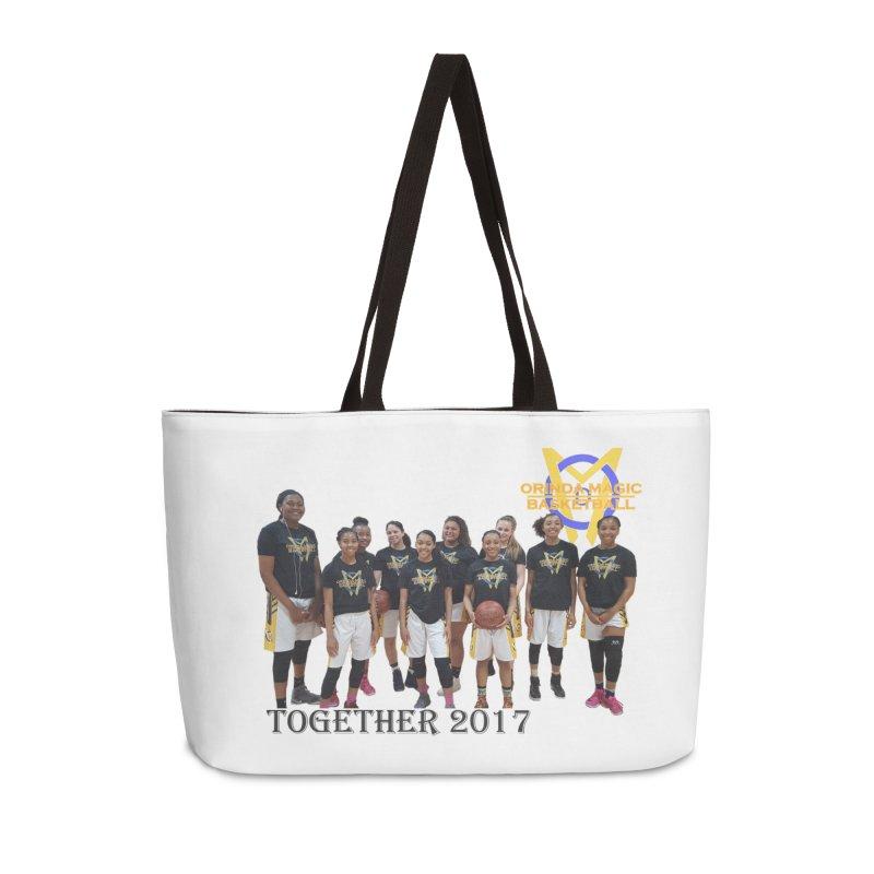 BLACK Together 2017 Accessories Weekender Bag Bag by Orinda Magic Spirit Gear