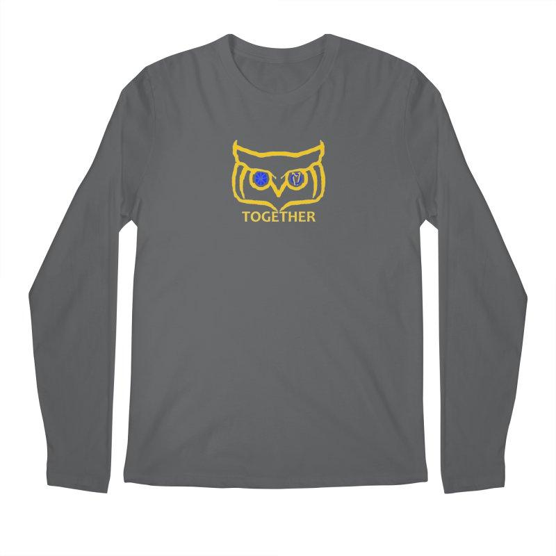 TogOWLther Men's Regular Longsleeve T-Shirt by Orinda Magic Spirit Gear
