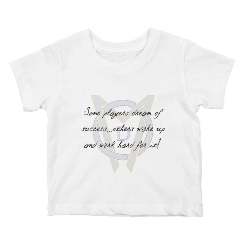 Success Kids Baby T-Shirt by Orinda Magic Spirit Gear