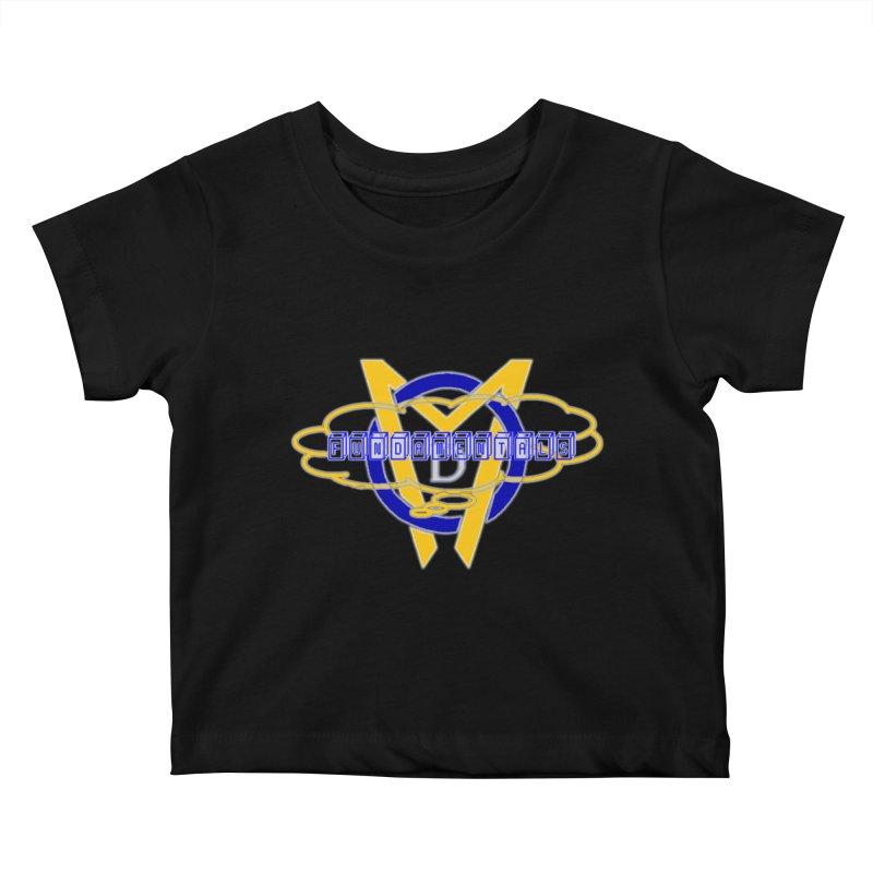 Fundamentals Kids Baby T-Shirt by Orinda Magic Spirit Gear