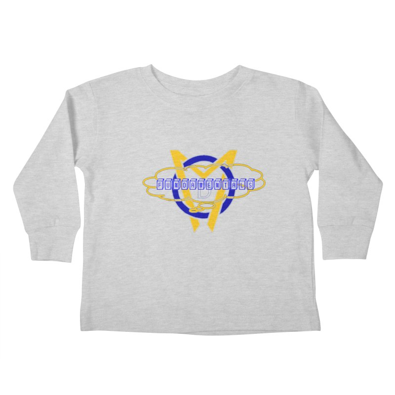 Fundamentals Kids Toddler Longsleeve T-Shirt by Orinda Magic Spirit Gear