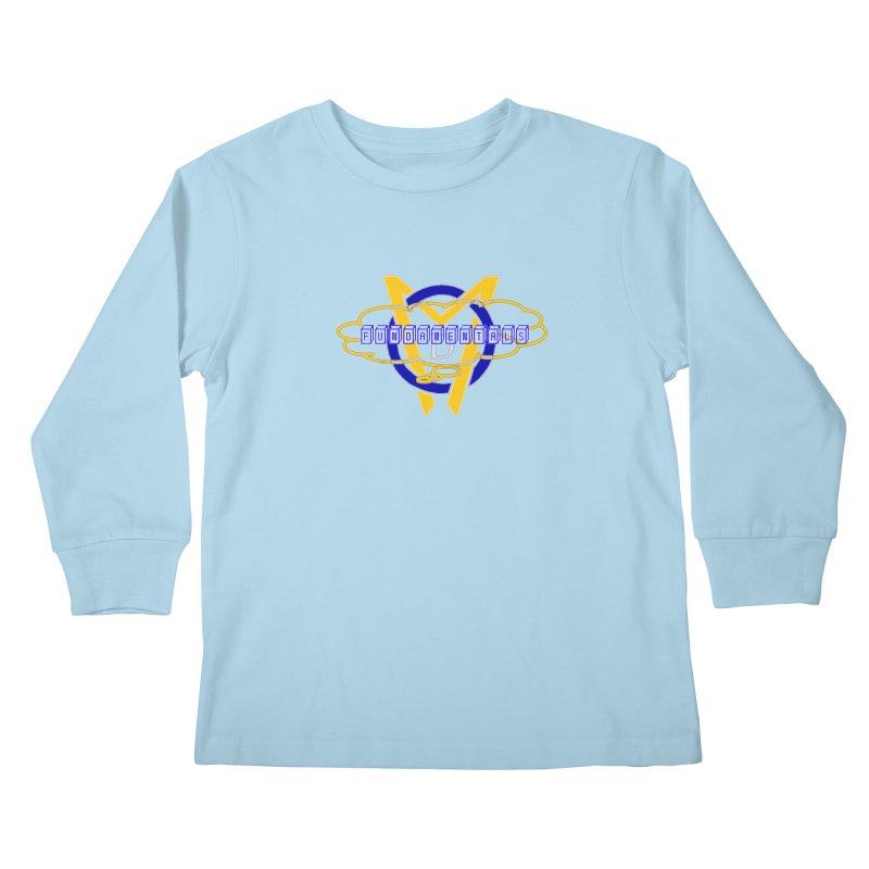 Fundamentals Kids Longsleeve T-Shirt by Orinda Magic Spirit Gear