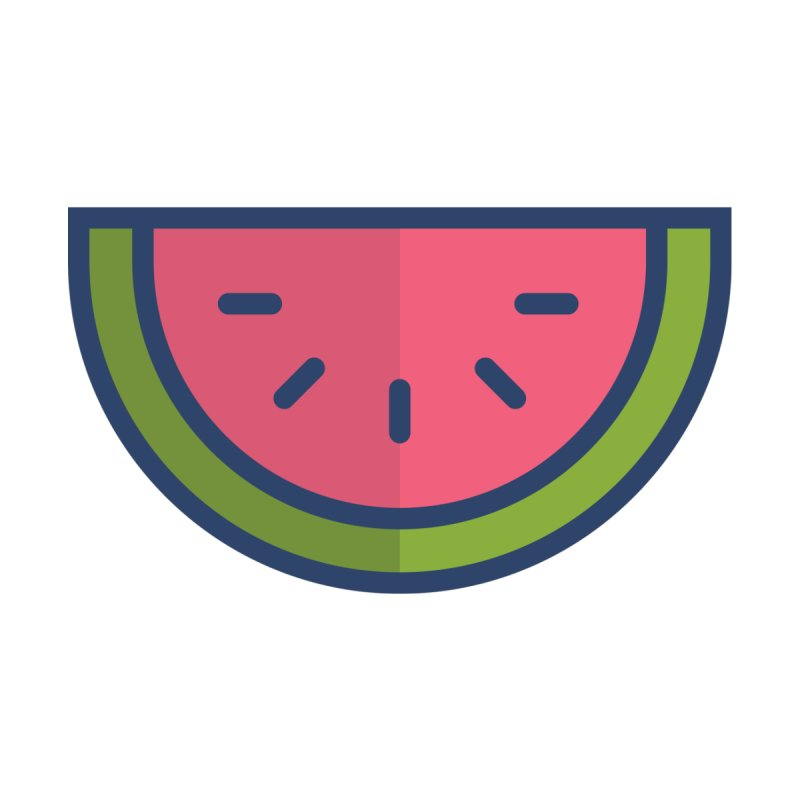 Watermelon by Orion Icon Store