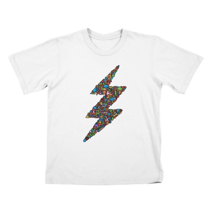 Bolt Kids T-Shirt by Orlando Soy Yo!