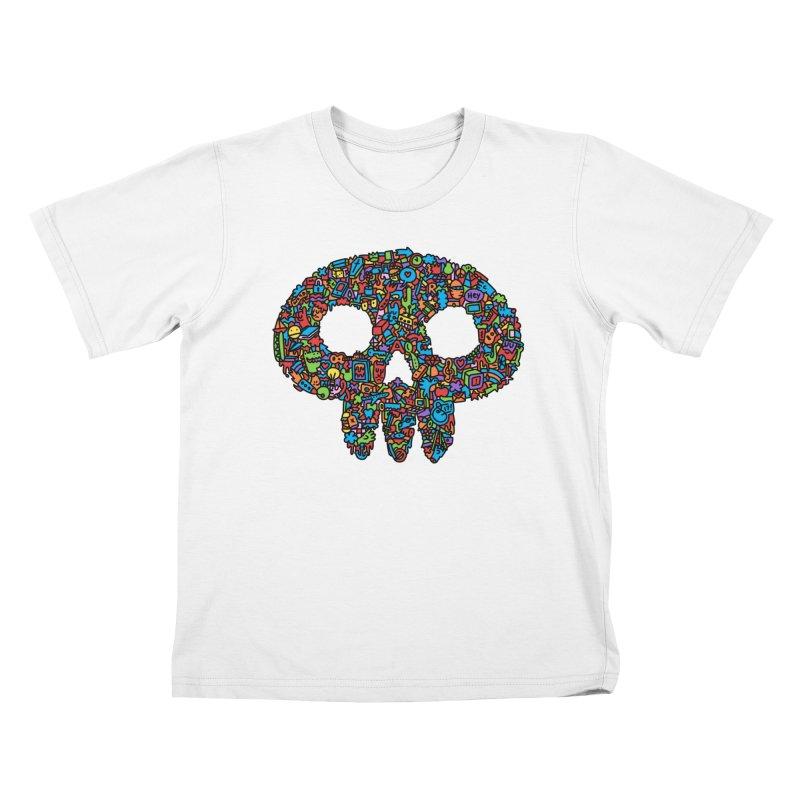 Skull Kids T-Shirt by Orlando Soy Yo!