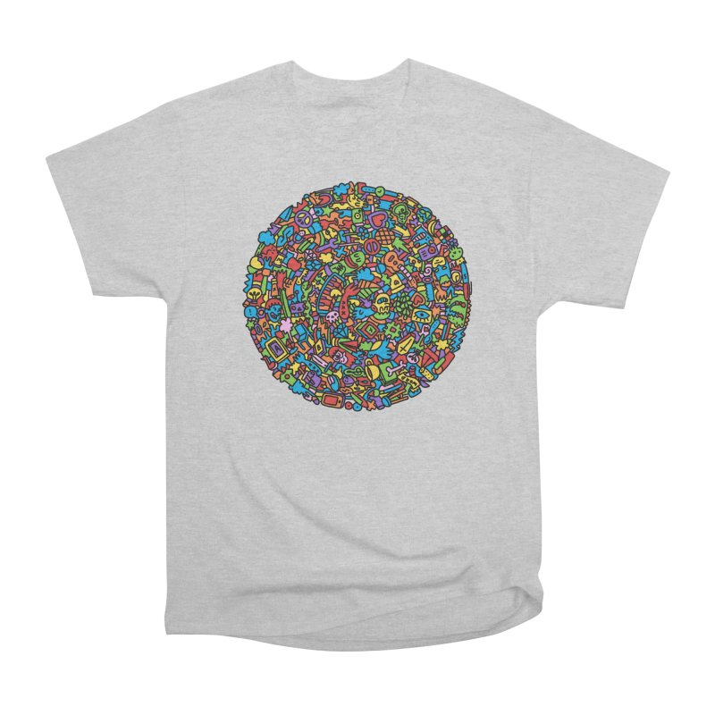 Circle Women's Heavyweight Unisex T-Shirt by Orlando Soy Yo!