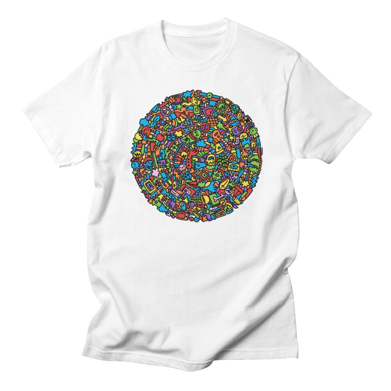 Circle Men's T-shirt by Orlando Soy Yo!