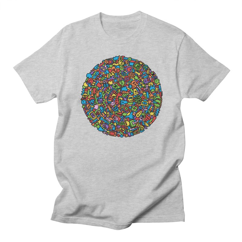 Circle Men's T-shirt by Orlando Soy Yo!
