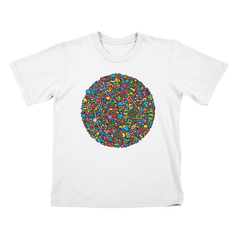 Circle Kids T-Shirt by Orlando Soy Yo!