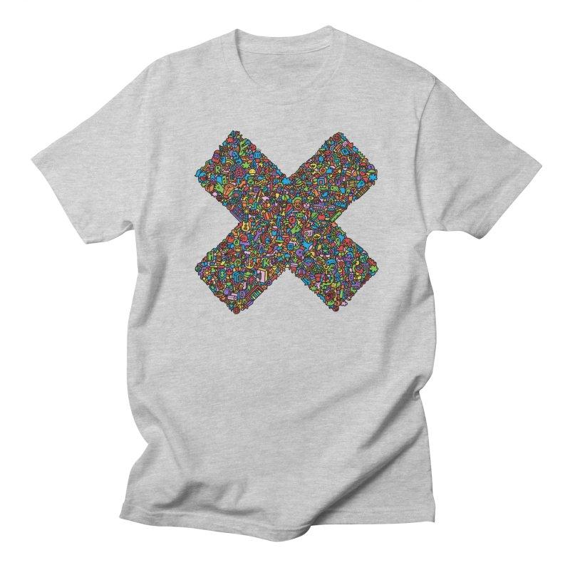 X Men's T-Shirt by Orlando Soy Yo!