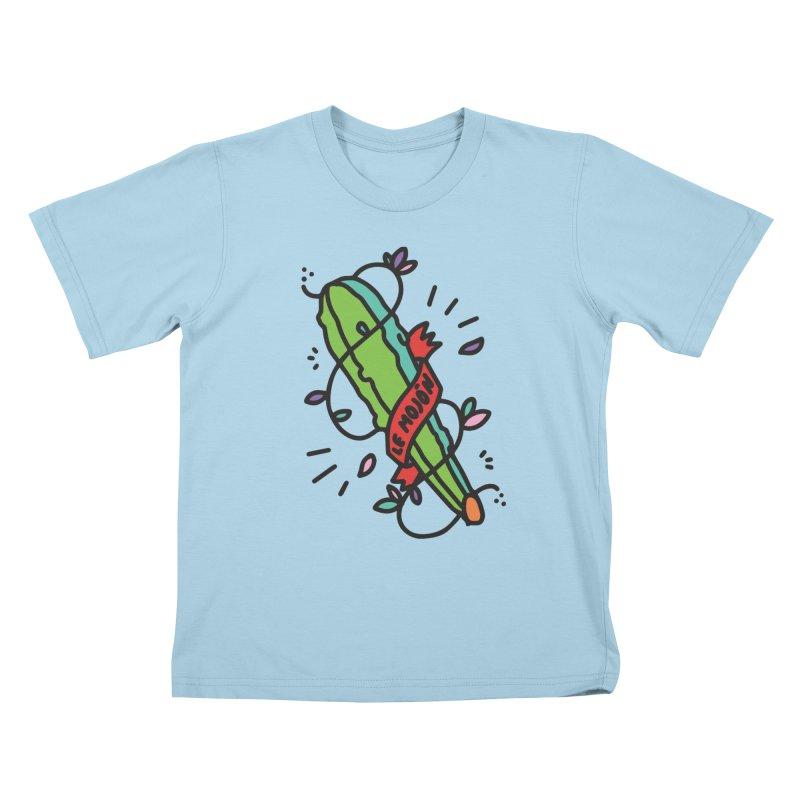 Bastuki Kids T-Shirt by Orlando Soy Yo!