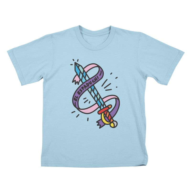 Espaduchi Kids T-Shirt by Orlando Soy Yo!