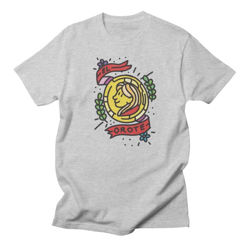 Orote Men's Regular T-Shirt by Orlando Soy Yo!