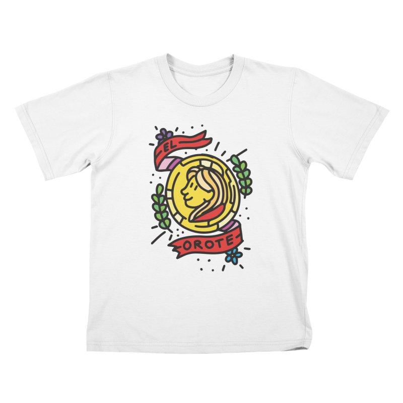 Orote Kids T-Shirt by Orlando Soy Yo!