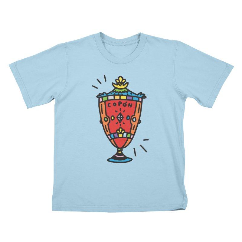 Copón Kids T-Shirt by Orlando Soy Yo!