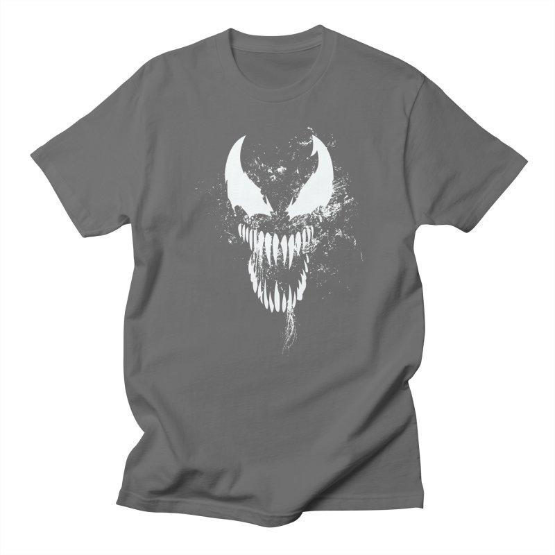 Face of Venom Men's T-Shirt by orsudesigns's Artist Shop