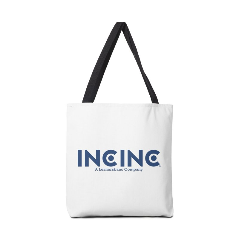 incinc logo Accessories Bag by OFL BDTS Shop