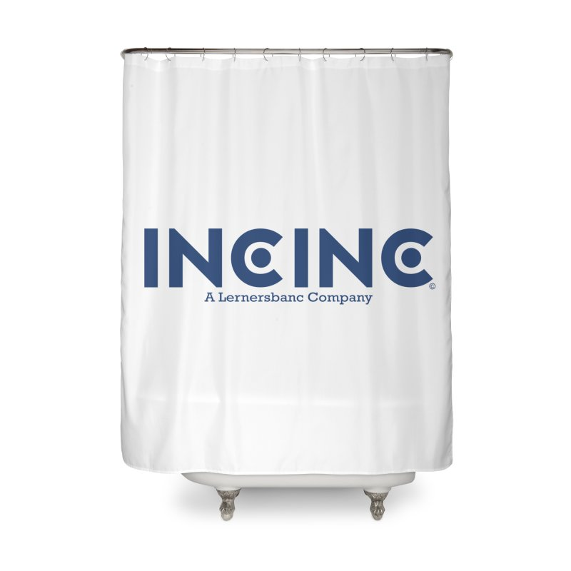 incinc logo Home Shower Curtain by OFL BDTS Shop