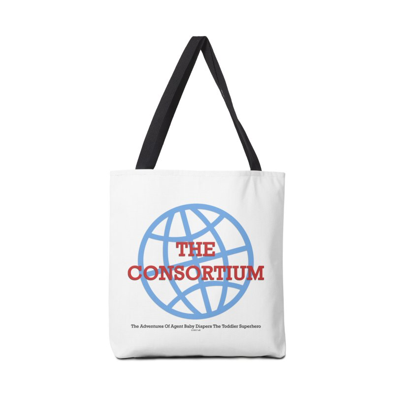 The Consortium Logo Accessories Bag by OFL BDTS Shop