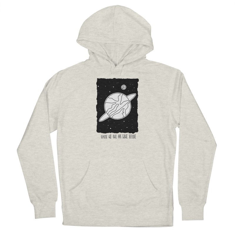 Planet Men's Pullover Hoody by Os Frontis