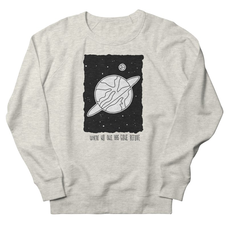 Planet Men's Sweatshirt by Os Frontis