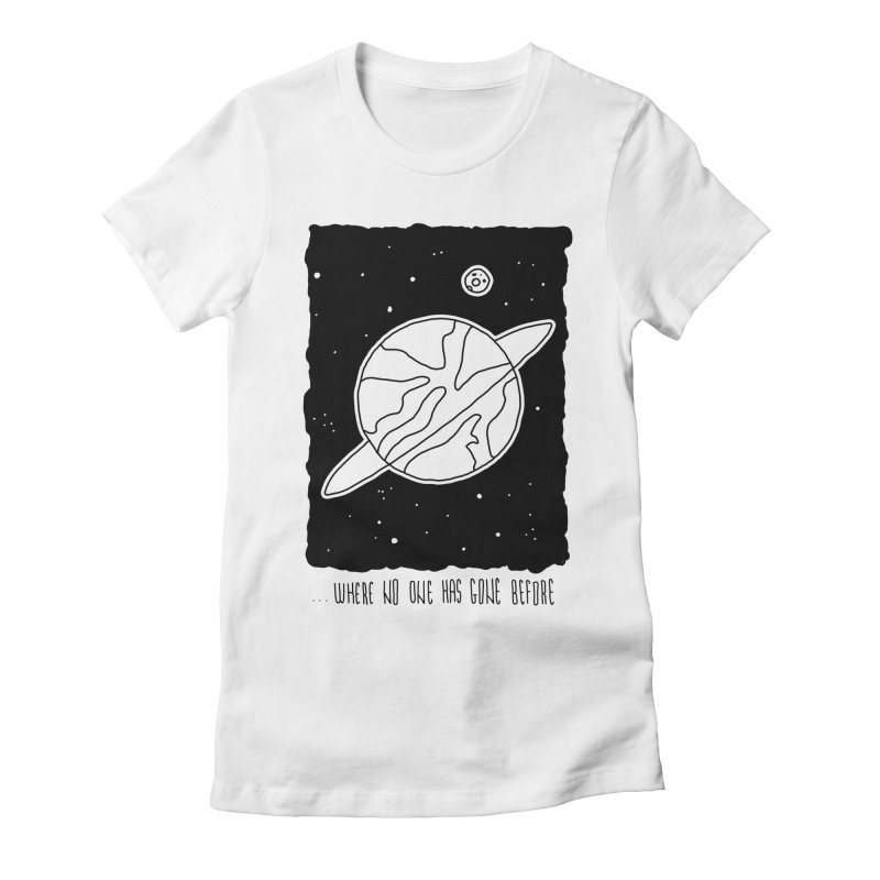 Planet Women's T-Shirt by Os Frontis