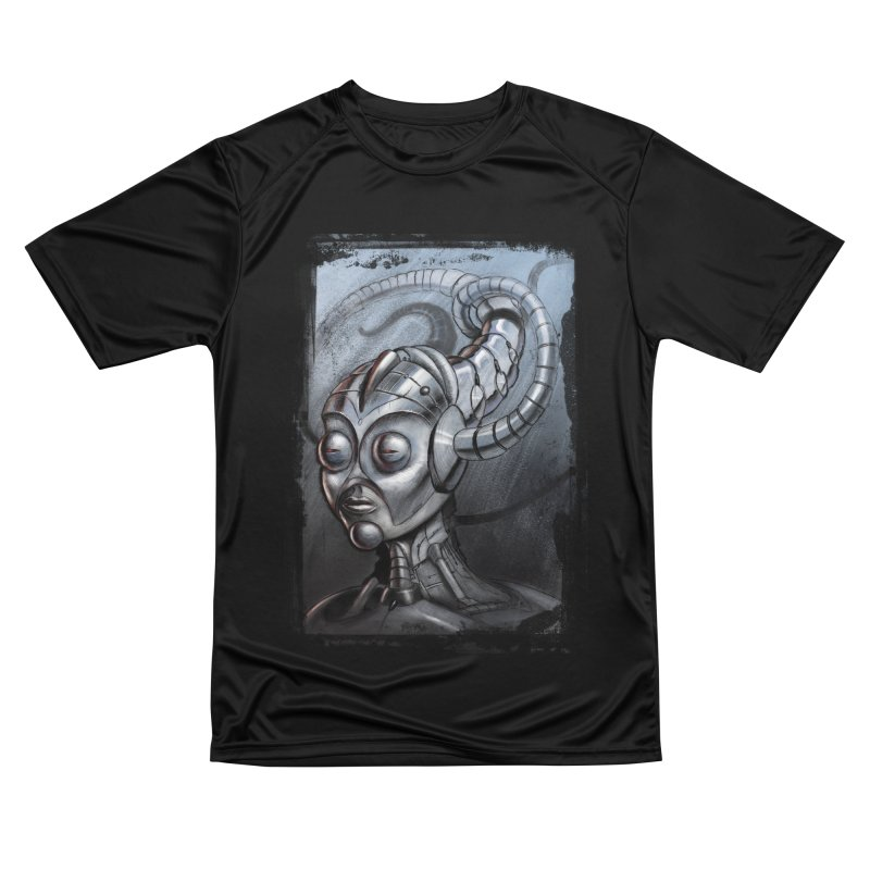 Cyborg Women's T-Shirt by Os Frontis