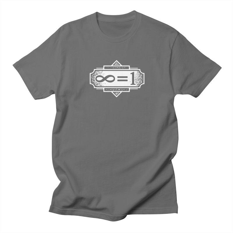 God Formula Men's T-Shirt by Os Frontis