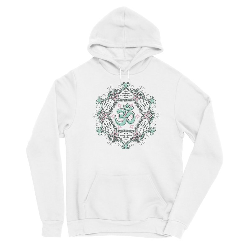 Om Mandala Women's Pullover Hoody by Os Frontis