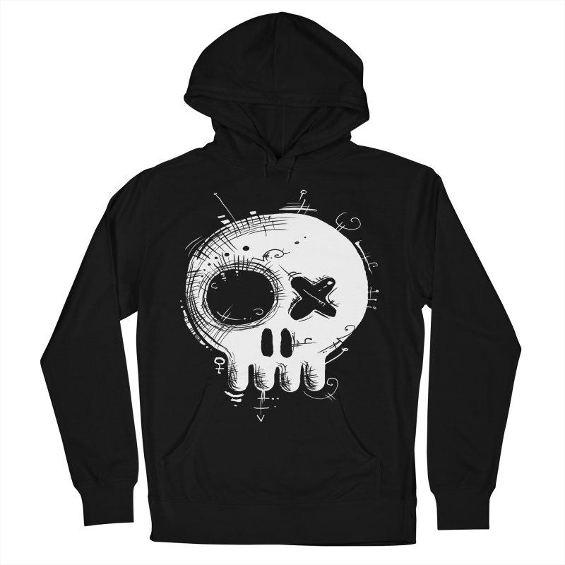 Voodoo Skull Women's Pullover Hoody by Os Frontis