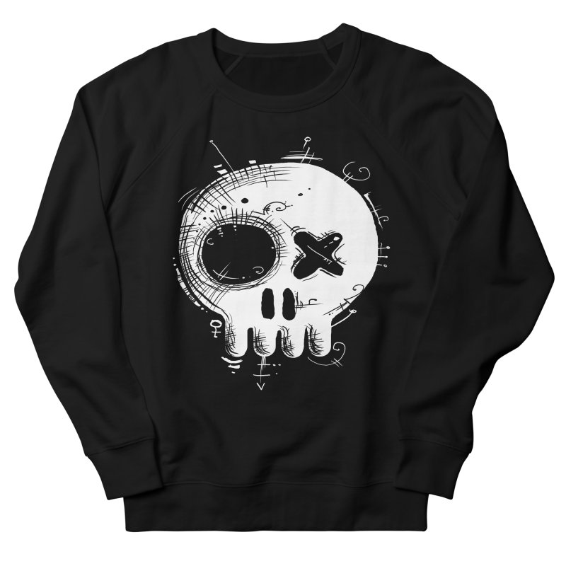 Voodoo Skull Men's Sweatshirt by Os Frontis