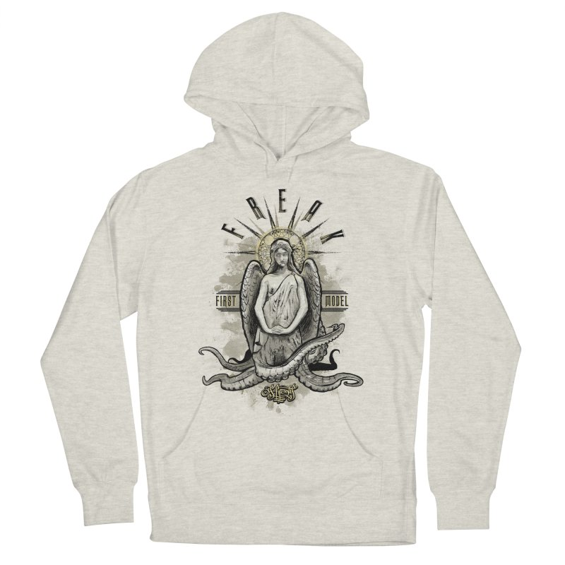 Freak Men's Pullover Hoody by Os Frontis