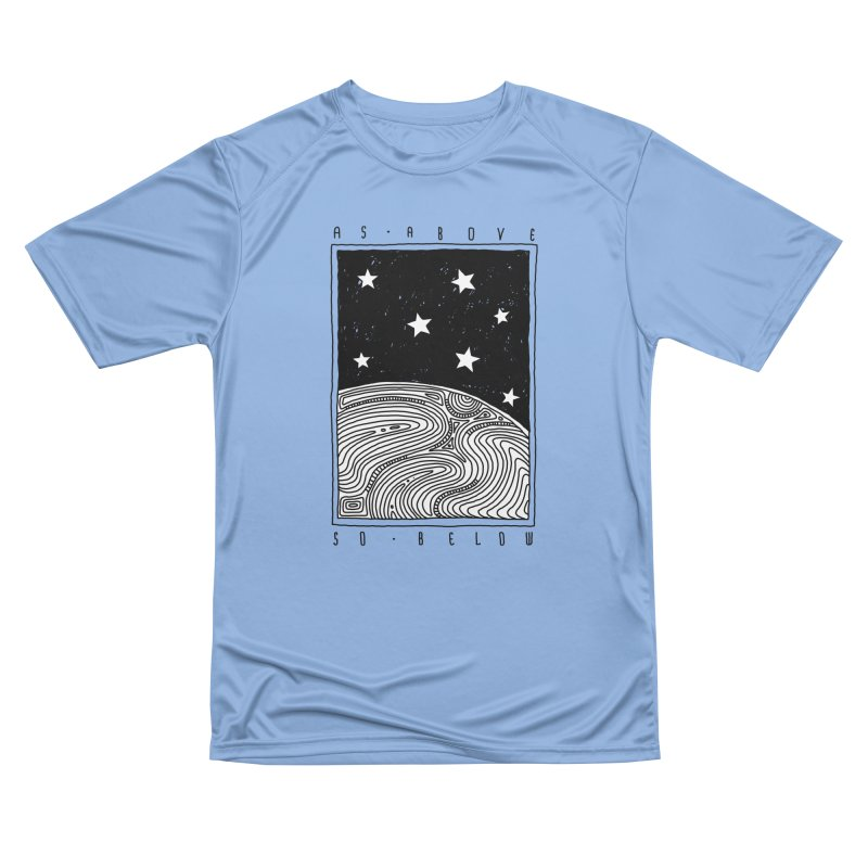 As above so below Women's T-Shirt by Os Frontis