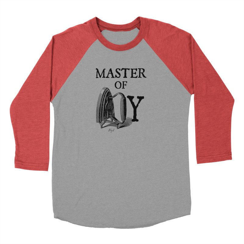 Master of irony Men's Longsleeve T-Shirt by Os Frontis