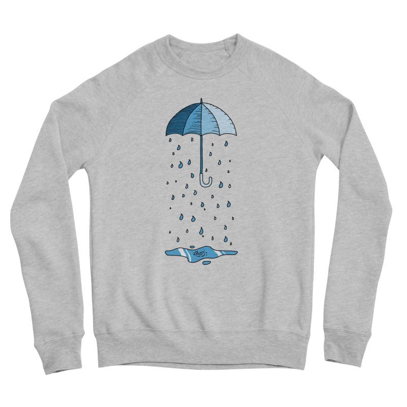 Raining Umbrella Men's Sweatshirt by Os Frontis