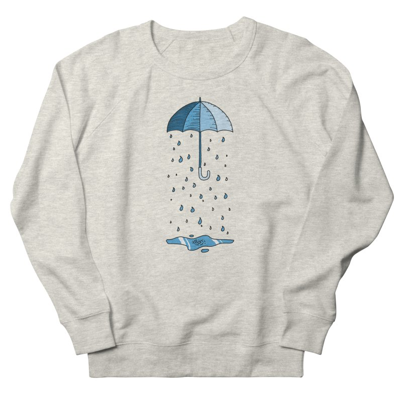Raining Umbrella Women's Sweatshirt by Os Frontis