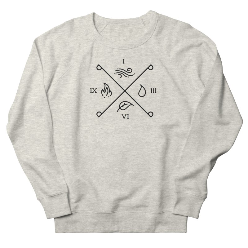 Elements 2 Men's Sweatshirt by Os Frontis