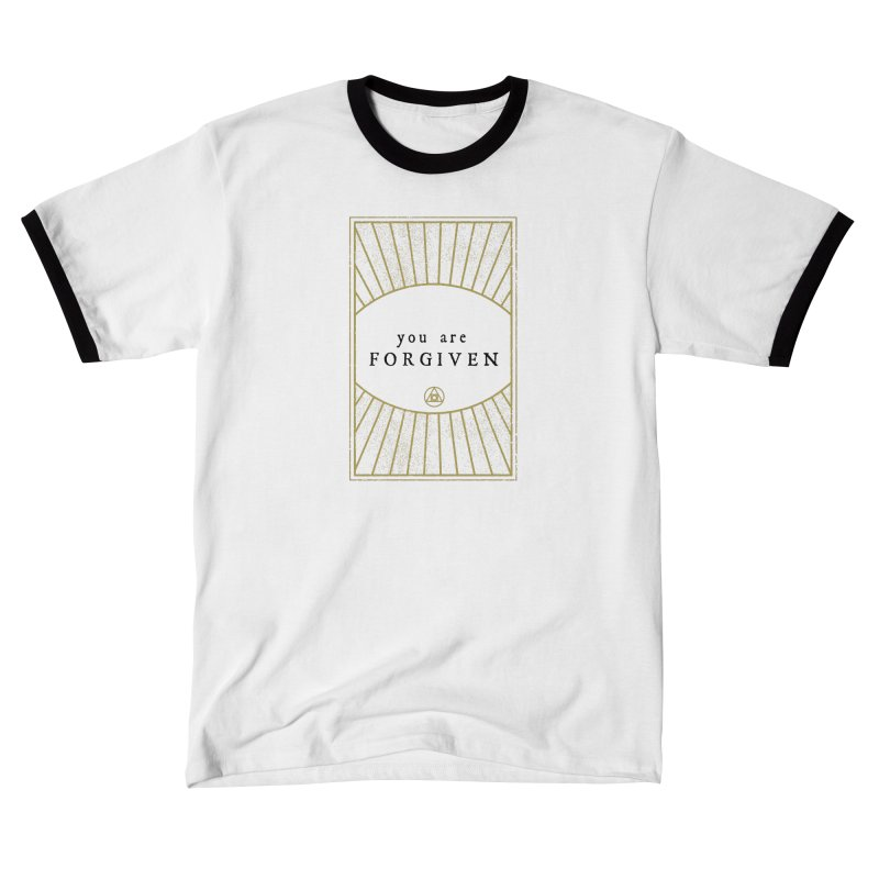 You are forgiven Men's T-Shirt by Os Frontis