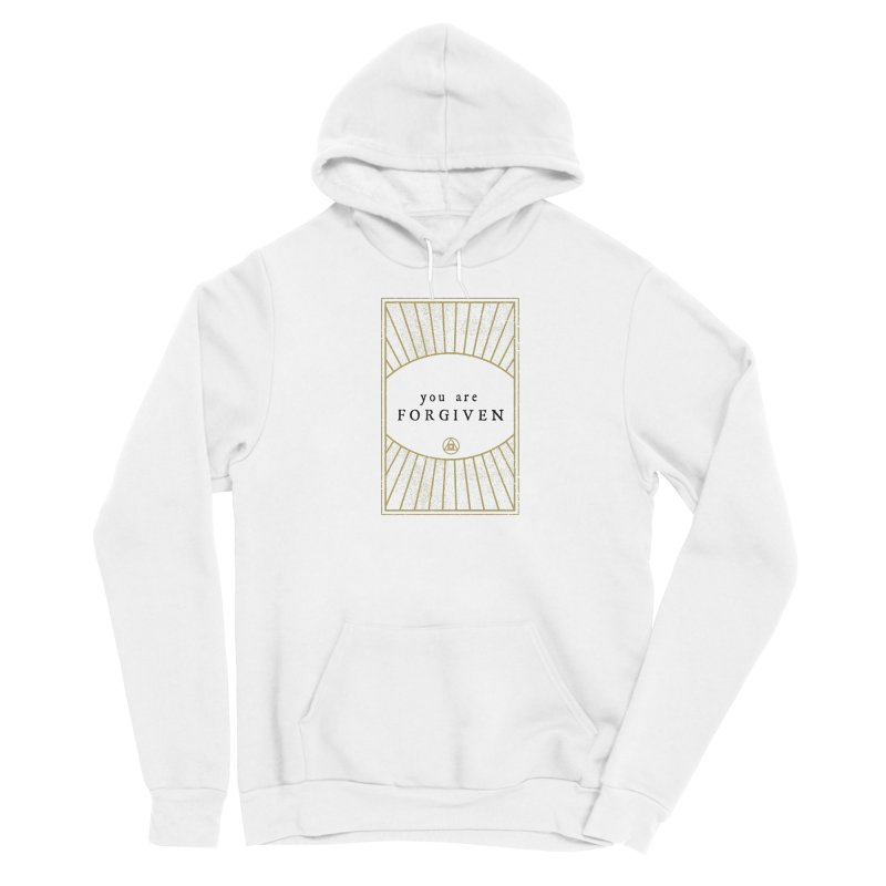 You are forgiven Women's Pullover Hoody by Os Frontis