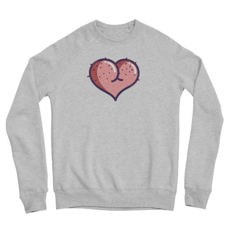 Ass Heart Men's Sweatshirt by Os Frontis